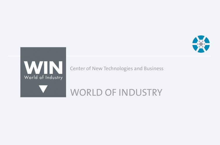 GDM a la WIN WORLD OF INDUSTRY